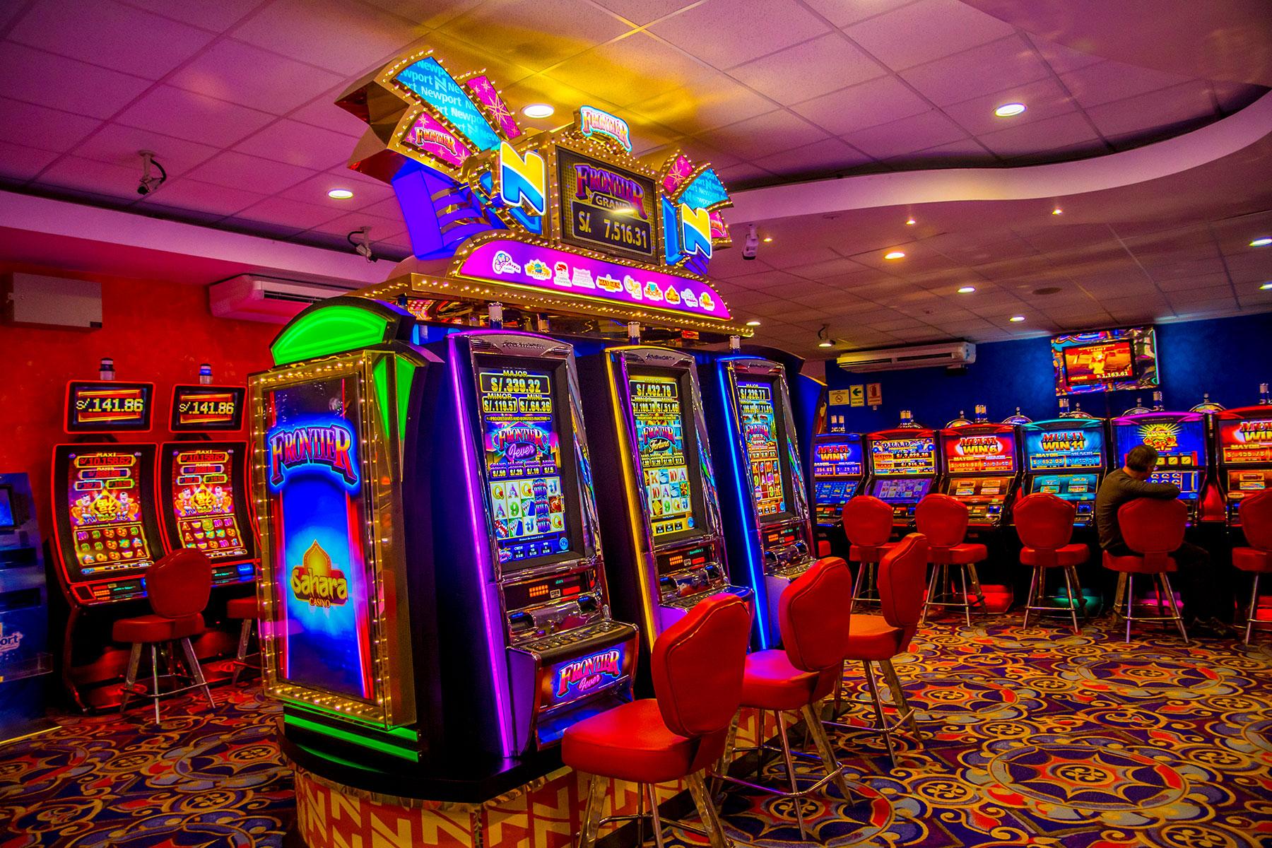 casino sahara pueblo libre